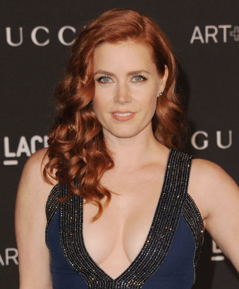 Dye your red even redder, like Amy Adams