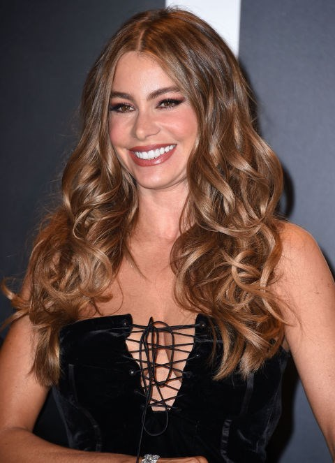 Add a shine serum, like Sofia Vergara