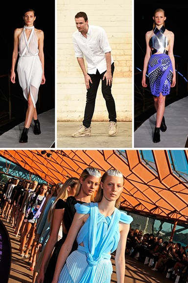 Australian Fashion Week flashback: Dion Lee