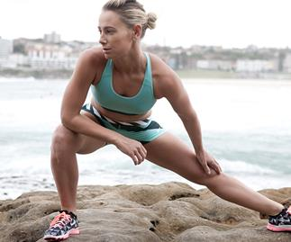 Nike trainer Bec Wilcock