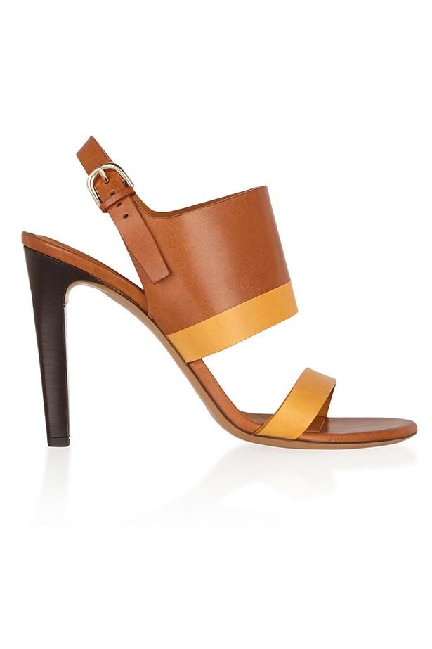 "Heels, $663, Chloe, <a href=""http://www.net-a-porter.com/au/en/product/538719 "">net-a-porter.com</a>"