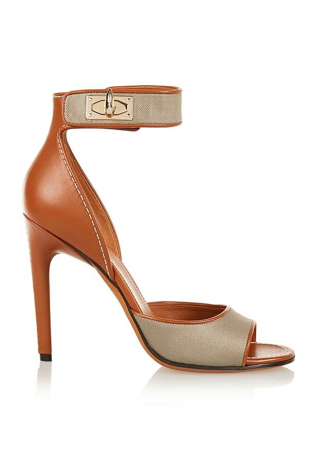 "Heels, $1511, Givenchy, <a href=""http://www.net-a-porter.com/au/en/product/510789 "">net-a-porter.com </a>"
