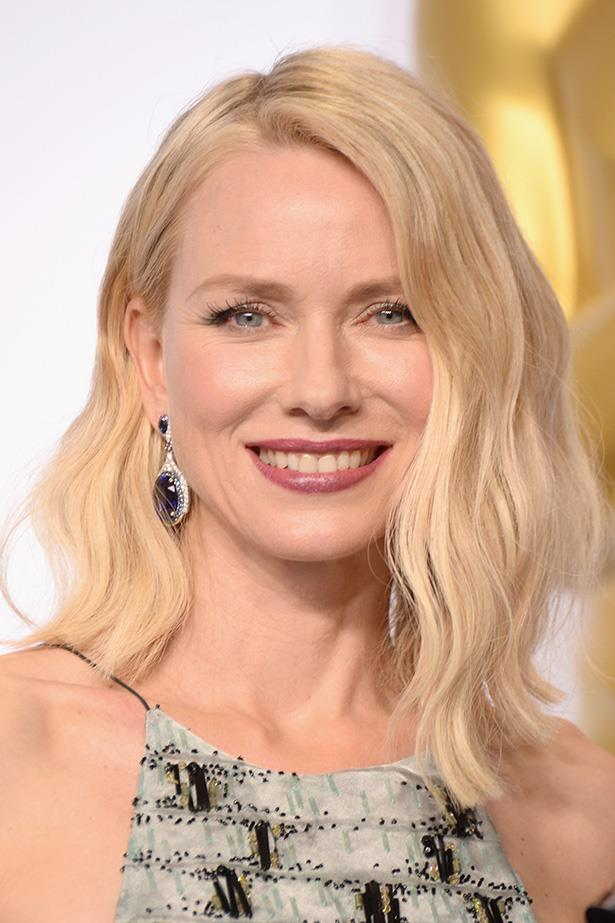 """<strong>Naomi Watts</strong> The <em>Birdman</em> star told <em>Health </em>how she manages to do the impossible: keep level-headed in the movie biz. """"Meditating and being with nature in the countryside. I love being outside with tree and water. I love the ocean air and sleeping. I do Transcendental Meditation, which keeps me calm and steady. I'm a fairly highly strung person, so I need some sort of centering, and sitting with my eyes closed for 20 minutes can be very helpful."""" Ocean, naps and just 20 minutes? We're in."""