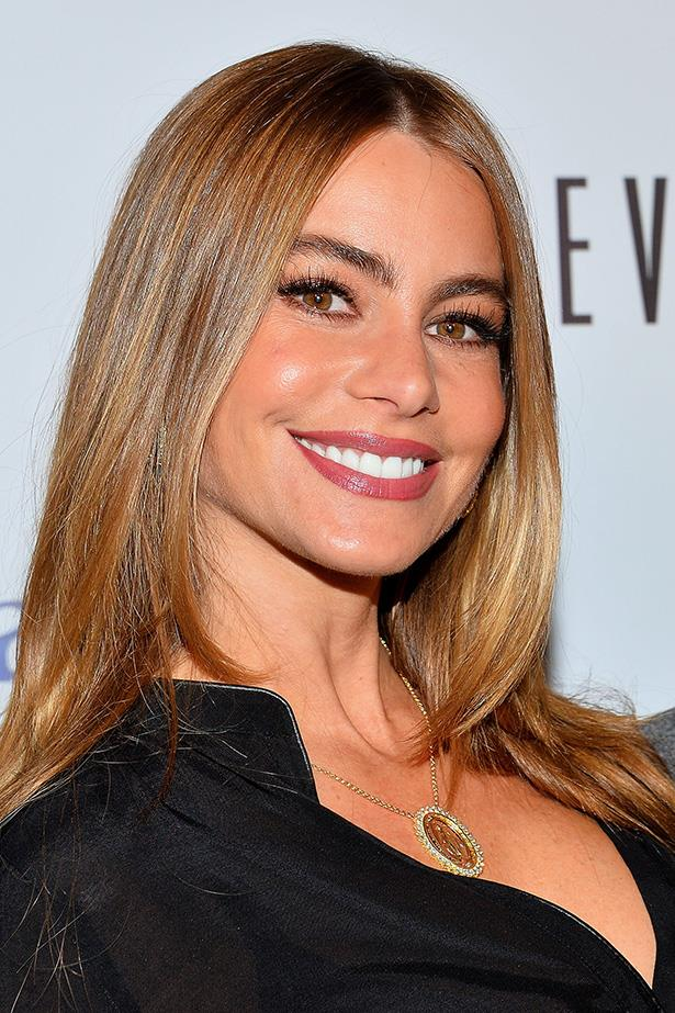 <strong>Sofia Vergara</strong> Like Kristen, this TV star has also enjoyed the benefits of couple's meditation. She was first spotted leaving a Transcendental Meditation session in January with her hunky fiancé Joe Manganiello. We certainly hope the couple that meditates together, stays together... and not just because we want to see whether their combined genetics create a super-infant.