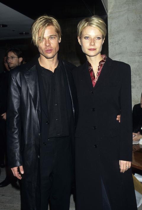 <strong>Brad Pitt and Gwyneth Paltrow in 1997</strong> <em>Getty</em>