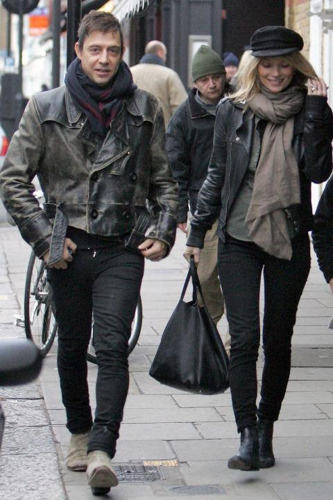 <strong>Jamie Hince and Kate Moss</strong> <em>Fame Flynet</em>