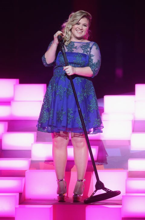 "<strong>KELLY CLARKSON</strong> <BR> After British television personality Katie Hopkins joked that Kelly had ""eaten all her backup singers,"" the star responded, ""I'm awesome! It doesn't bother me."" In a later interview on <em>The Ellen DeGeneres Show</em>, she added, ""It's like, you are who you are. And it doesn't mean that you're going to be that [way] forever. Sometimes I'm more fit and I get into kickboxing hardcore. And sometimes I don't and I'd rather have a glass of wine."""