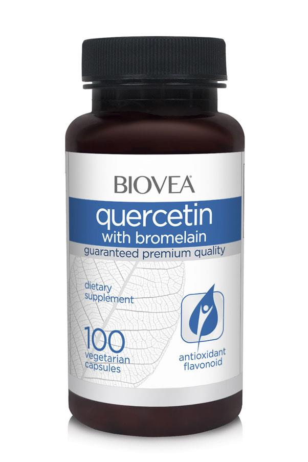 "<p><strong>Q = Quercetin</strong></p> <p>Quercetin is an antioxidant and anti-inflammatory that occurs naturally in many fruits and vegetables. </p> <p><em>Quercetin with Bromelain, $48.95 for 100 capsules, Biovea, <a href=""http://www.biovea.net/au/index.aspx"">biovea.net/au</a> </em></p>"