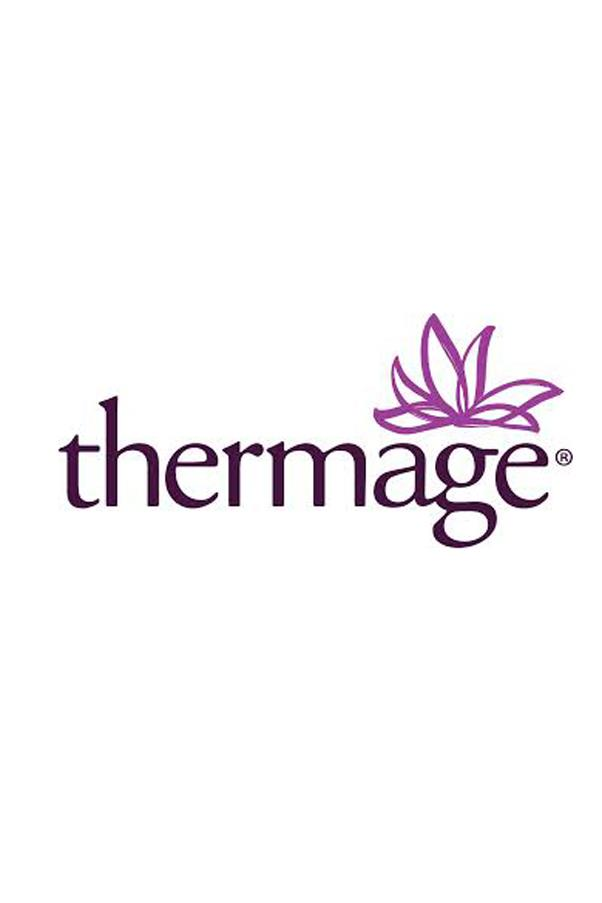 "<p>T = Thermage</p> <p>Thermage is a non-surgical skin treatment that works by heating deep collagen fibres and underlying tissue, while protecting the skin's surface with a cooling spray. This action causes the deep structures in the skin and underlying tissue to tighten. Over time, new and remodelled collagen is produced to further tighten skin.</p> <p><em><a href=""http://www.thermage.com/"">thermage.com</a> </em></p>"