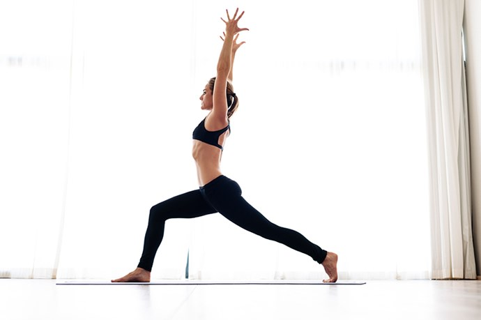 """<p><strong>Focus on the end goal</strong></p> <p>""""The saying 'you are what you think' is true – that's why mantras are so important in yoga. It's been proven that when people are told they're burning a certain amount of calories, they actually burn more. When exercising, keep reminding yourself of your end goal. When I can't take it any more, I remind myself that the moment when I want to quit is the moment I am actually having a breakthrough, because I am changing old patterns or because the burn in my muscles is the feeling of my body being sculpted."""" <p><em>Mandy Ingber, yoga and fitness instructor, <a href=""""http://mandyingber.com/"""">mandyingber.com</a></em></p>"""