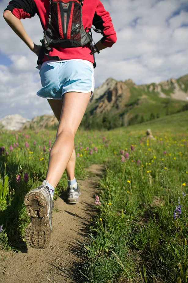 """<p><strong>Take it outside</strong></p> <p>""""Free yourself from your monotonous gym routine and get outside – it's easy, fun, convenient and, above all, free. Uneven, varied terrain can result in a higher calorie burn, while natural light helps boost vitamin D levels, making you stronger and elevating your mood and self-esteem."""" <p><em>Brian Cochrane, Nike master trainer</em></p>"""