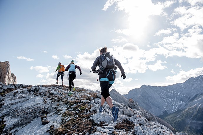 """<p><strong>Face your fears</strong></p> <p>""""Knowing your real motive for getting fit is a very powerful and honest tool. Starting a fitness journey involves honesty, trust and support, as clients explore their fears and start believing in what they can achieve. Whether I am planning to climb a mountain or helping a client train for a fun run, the discipline is the same: set a goal, break it down into smaller goals, measure your own personal improvement, choose your own path, don't compare yourself to others and speak positively to yourself.""""</p> <p><em>Helen Jomoa, North Pole trekker and founder of Terrain Personal Fitness, <a href=""""http://terrain.net.au/Terrain_-_Outside_is_a_playground/About.html"""">terrain.net.au</a></em></p>"""