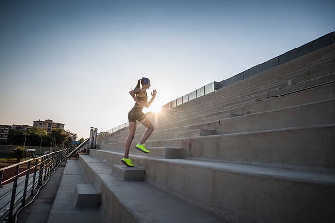 """<p><strong>Consider a quickie</strong></p> <p>""""Moving the body every day is an essential part of staying in shape. A couple of express workouts each day are more beneficial than one or two long workouts a week. Express workouts should include lower and upper-body exercises and incorporate lunges, push-ups and planks.""""</p> <p><em>David Kirsch, celebrity trainer, <a href=""""https://davidkirschwellness.com/"""">davidkirschwellness.com</a></em></p>"""