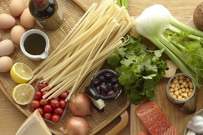 """<p><strong>Eat carbs after exercising</strong></p> <p>""""Foods rich in carbohydrates, such as fruit and vegetables, give your body the power it needs to work out. Our bodies handle carbs best in the minutes and hours after training, when tissues in the muscles and liver are more able to process them, using them to replace energy expended during exercise rather than storing them as fat.""""</p> <p><em>Drew Price, nutritionist, <a href=""""http://drewprice.co.uk/"""">drewprice.co.uk</a></em></p>"""