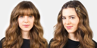 5 Ways To Style Your Fringe When You Just Can't Deal