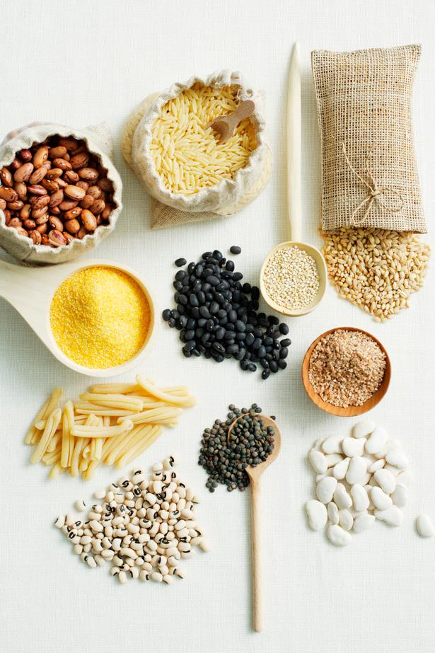 """<p><strong>Protein</strong></p> <p>The Paleo wave urges us to channel our inner cavewoman – and nutritionists approve, mostly. """"Protein is vital for growth, development and repair in the body – whether it's from plant- or meat-based sources, it's an important component of balanced eating,"""" says Alwill. """"We must rely on our diet for the essential amino acids to make complete proteins within the body."""" If we're talking meat and fish, the general rule of thumb is a portion no bigger than your smart phone. Not a meat eater? Alwill combines plant-based proteins. Try teaming seeds with legumes (chickpea or cannellini bean dip with tahini and vegie sticks), nuts and grains (almond butter on buckwheat bread) or legumes and grains (spiced kidney beans with herbed quinoa and avocado). </p> <p>Bottom line: Eat up! Adult women need about 46g of protein a day, so diversify your sources. </p>"""