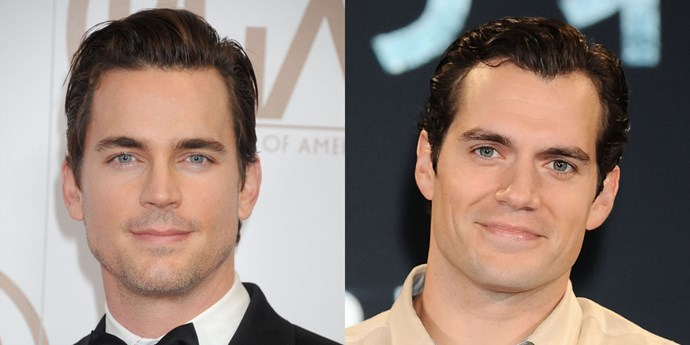 <strong>MATT BOMER AND HENRY CAVILL</strong>