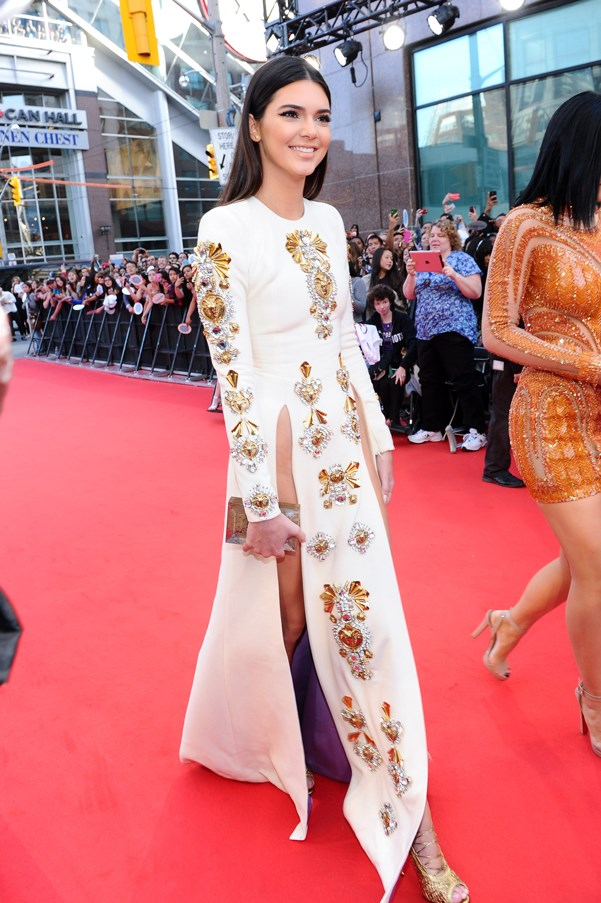 <strong>CREAM DREAM</strong> <br><em>June 2014</em> <br>Kendall Jenner