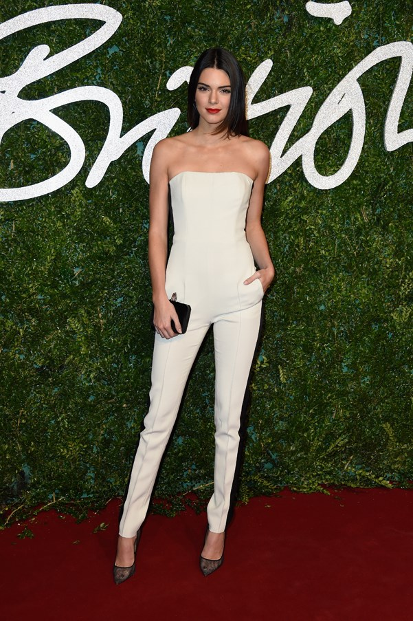 <strong>CREAM DREAM</strong> <br><em>December 2014</em> <br>Kendall Jenner
