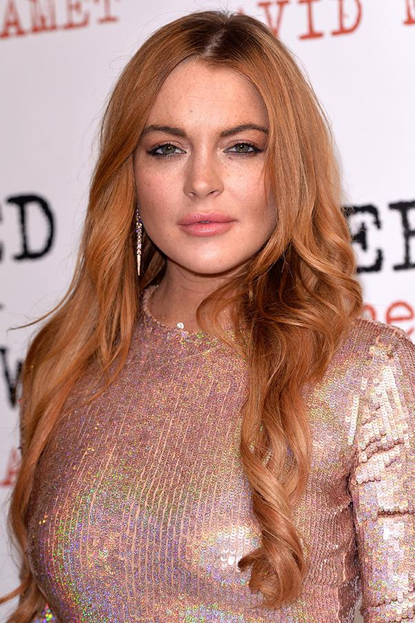 """<strong>Lindsay Lohan</strong> <br>The actress went all embarrassing sister on Instagram last year when she posted a screenshot of her brother's profile with the caption: """"Look who I just found on @tinderapp... hey bro."""" <br><br>Too bad for LiLo the beans were spilled and everyone then knew she was in fact, on Tinder too."""