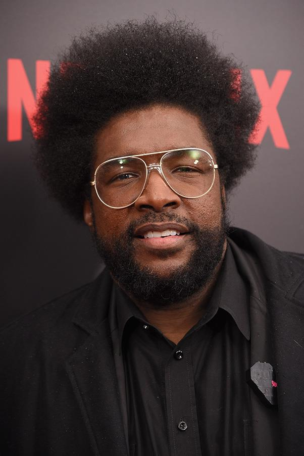 """<strong>Questlove Gomez</strong> <br>What's it with all these famous drummers on Tinder? The Roots musician revealed on his Twitter: """"Oh jesus....Tinder. I Had To."""" While the app's pull was irresistibly magnetic, he quit when someone apparently """"screamed"""" at him on there. <br><br> Remind us not to deploy caps lock should we get the opportunity to digitally court Questlove."""