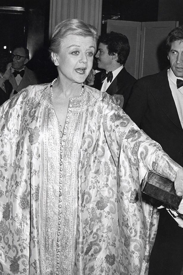 <strong>1979</strong <em><br>'Fashions of The Hapsburg Era'</em> <br>British actress Angela Lansbury
