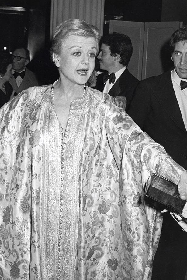 ***1979***<br><br> 'Fashions of The Hapsburg Era'<br><br> British actress Angela Lansbury