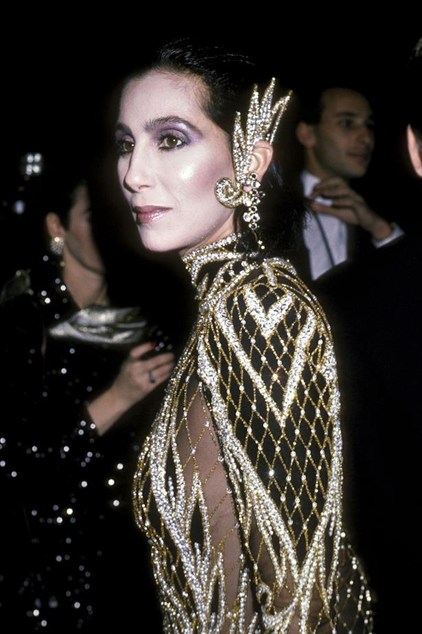 ***1985***<br><br> 'Costumes of Royal India'<br><br> Cher