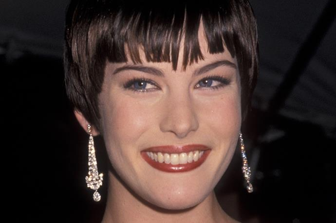 ***1998***<br><br> 'Cubism and Fashion'<br><br> Liv Tyler