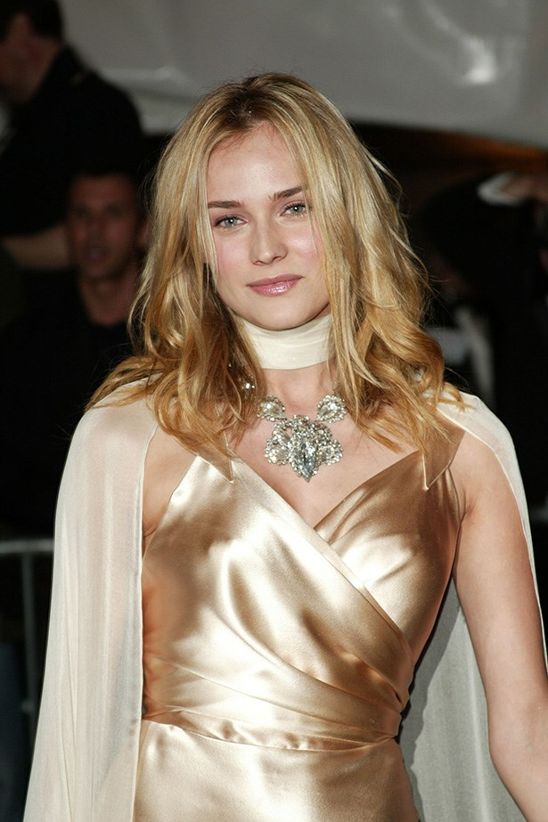 <strong>2004</strong <em><br>'Dangerous Liaisons: Fashion and Furniture in the 18th Century'</em> <br>Diane Kruger