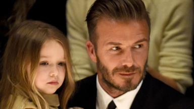 David Beckham sends a special congratulations to the new Royal Baby