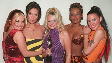 The Spice Girls reunited in Marrakech