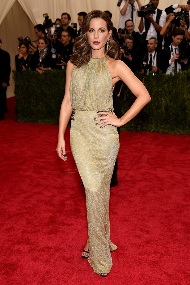 Kate Beckinsale in Diane von Furstenburg