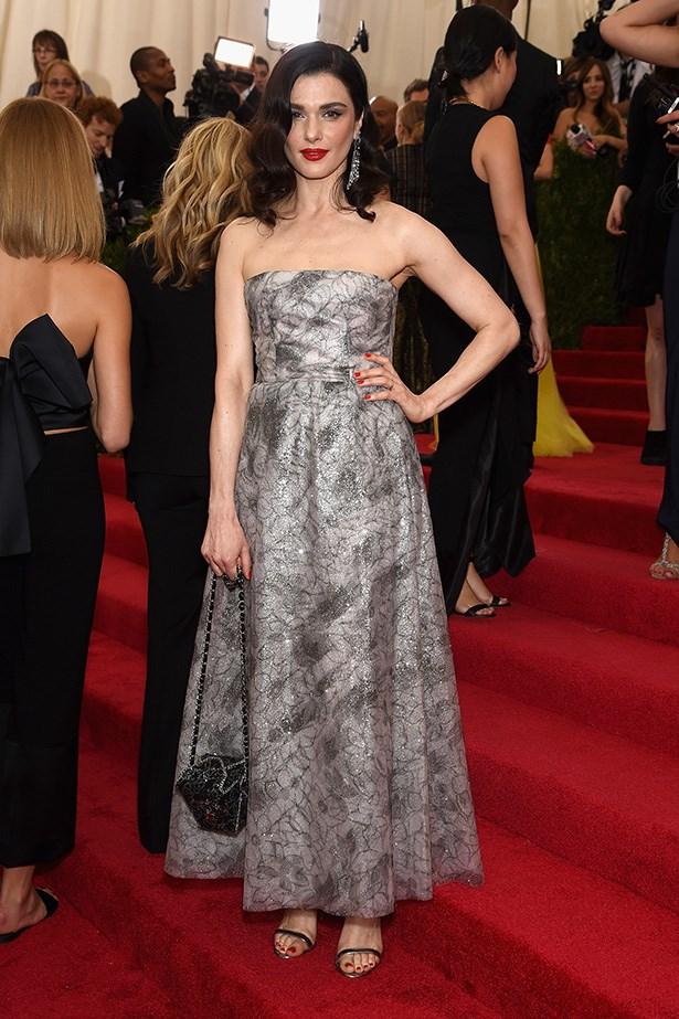 Rachel Weisz in Chanel