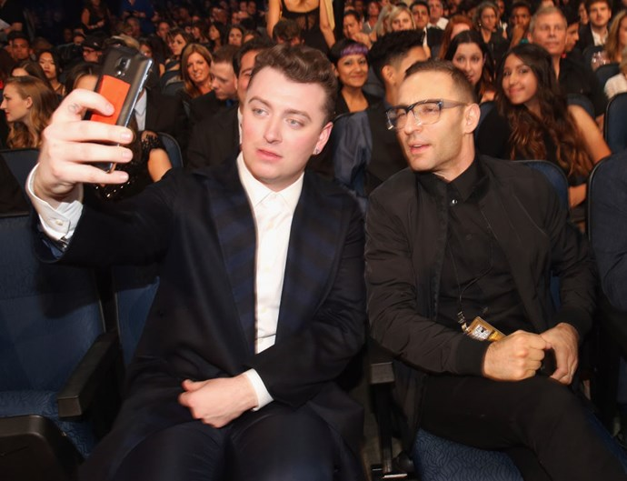 <strong>SAM SMITH</strong>