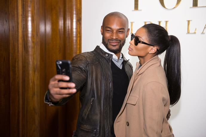 <strong>TYSON BECKFORD AND CIARA</strong>