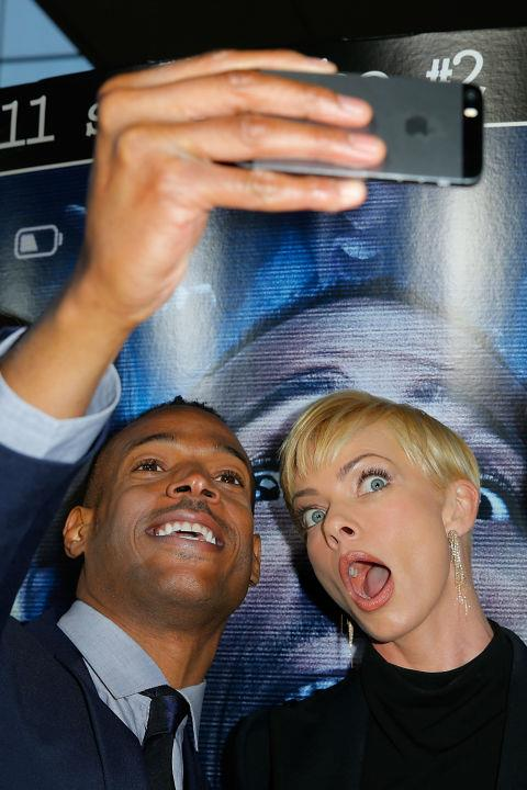 <strong>JAIME PRESSLY AND SHAWN WAYANS</strong>