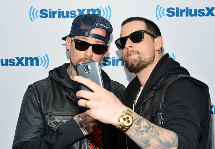 <strong>BENJI AND JOEL MADDEN</strong>