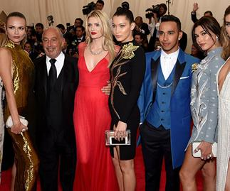 H&M and Topshop on the Met Gala red carpet