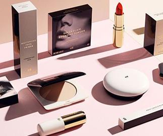 H&M is rolling out a flagship beauty line