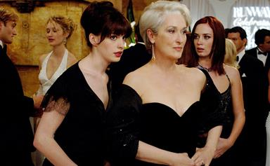 """""""The Devil Wears Prada: The Musical"""" is a thing"""