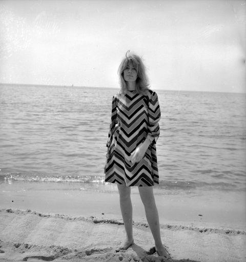<strong>VANESSA REDGRAVE</strong> <BR> in 1967.
