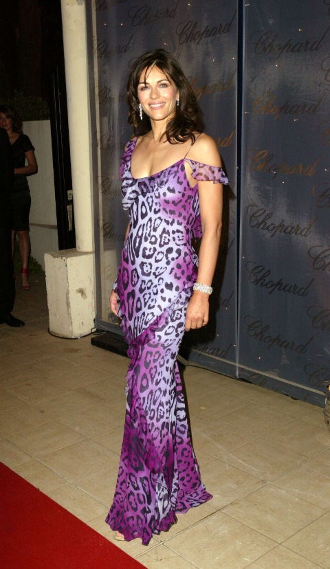 <strong>ELIZABETH HURLEY</strong> <BR> In 2004.
