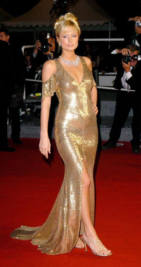 <strong>PARIS HILTON</strong> <BR> In 2005.