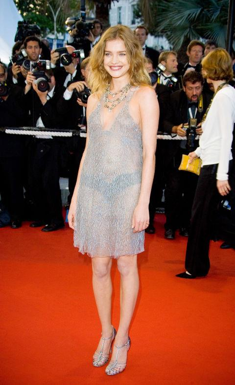 <strong>NATALIA VODIANOVA</strong> <BR> In 2005.