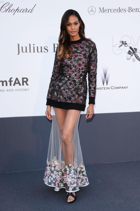 <strong>JOAN SMALLS</strong> <BR> Wearing Givenchy in 2013.