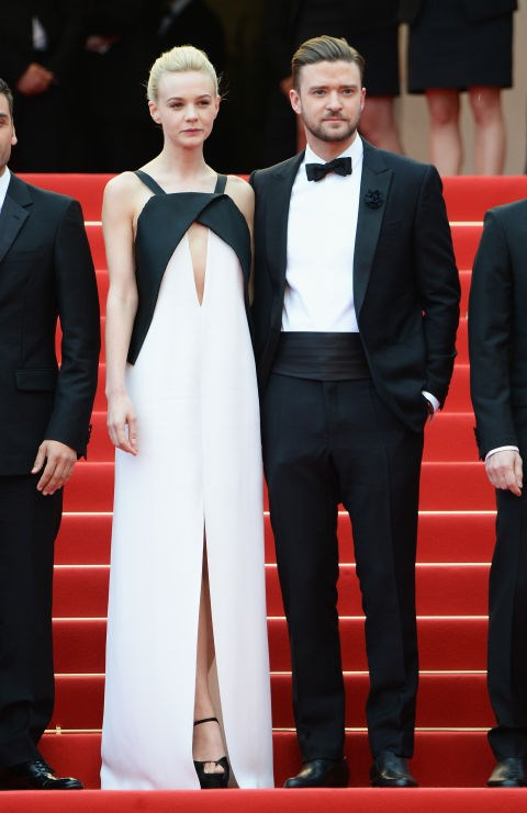<strong>CAREY MULLIGAN</strong> <BR> Wearing Vionnet in 2013.