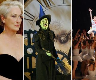 Top 10 movies made into musicals