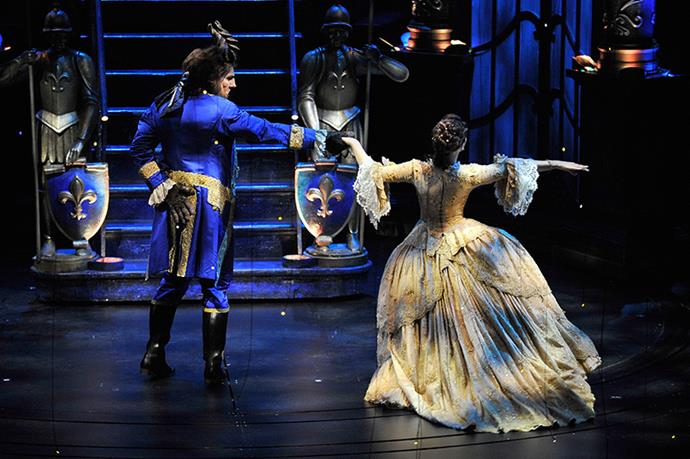 <strong><em>Beauty and the Beast</em></strong> <br>This family favourite premiered on Broadway in 1994 and ran for over a decade.<br><br> It even scored a prestigious Tony Award during it's run and has joined <em>The Lion King</em> as being one of the most successful Disney-films-turned-musicals.