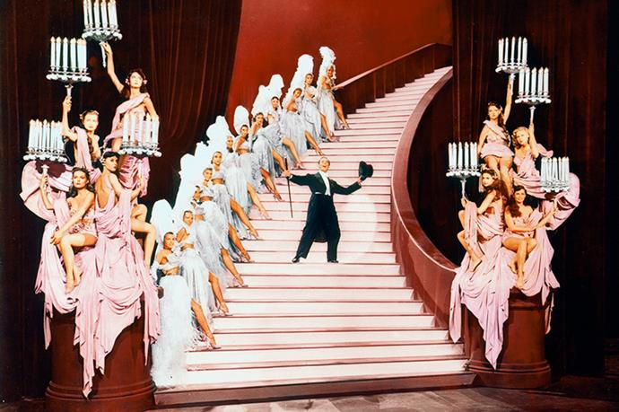 <strong><em>Singin' in the Rain</em></strong> <br>While the musical could never truly capture the magic of Gene Kelly on film, it certainly pleased audiences from 1983 to now with songs from the movie and get this, an on-stage rain shower!
